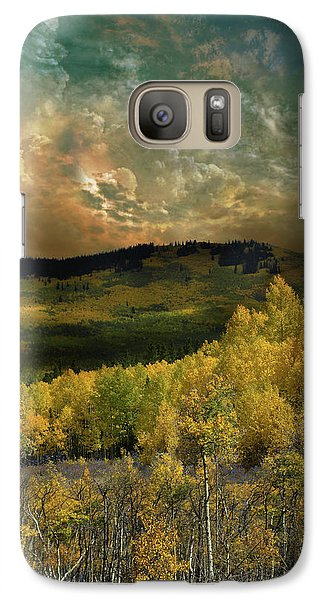 Galaxy Case featuring the photograph 4394 by Peter Holme III