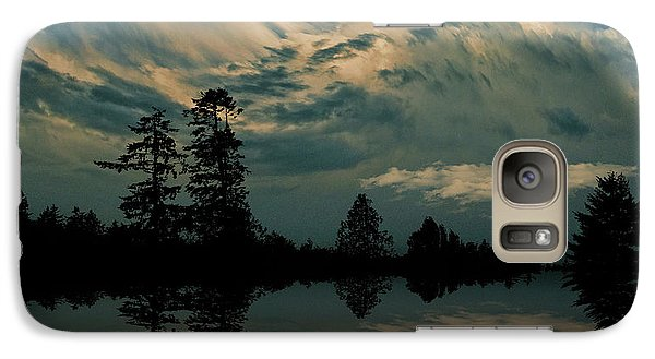 Galaxy Case featuring the photograph 4395 by Peter Holme III