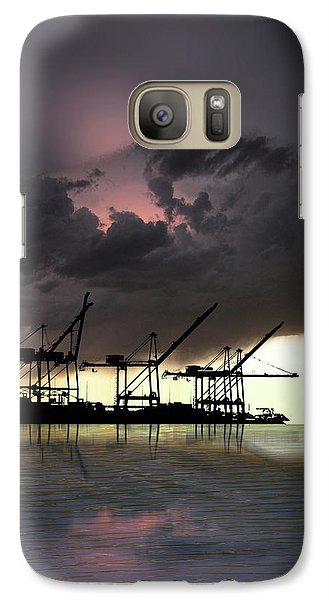 Galaxy Case featuring the photograph 4396 by Peter Holme III