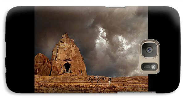 Galaxy Case featuring the photograph 4398 by Peter Holme III
