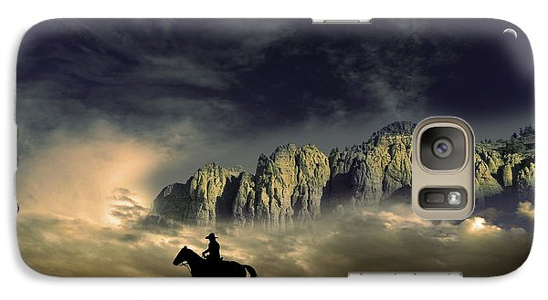 Galaxy Case featuring the photograph 4403 by Peter Holme III
