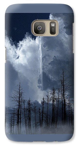 Galaxy Case featuring the photograph 4404 by Peter Holme III