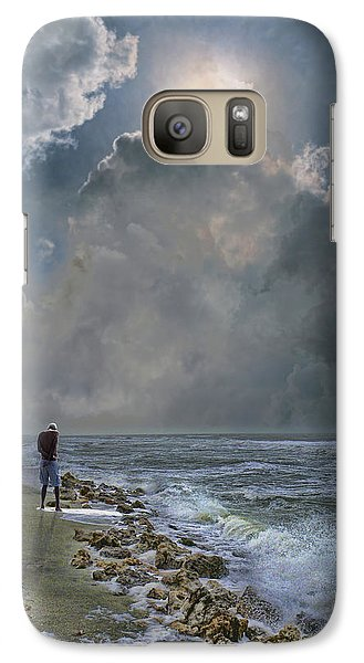 Galaxy Case featuring the photograph 4405 by Peter Holme III