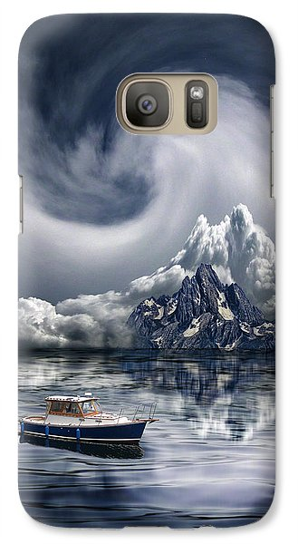 Galaxy Case featuring the photograph 4412 by Peter Holme III
