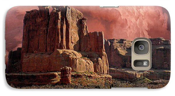 Galaxy Case featuring the photograph 4417 by Peter Holme III