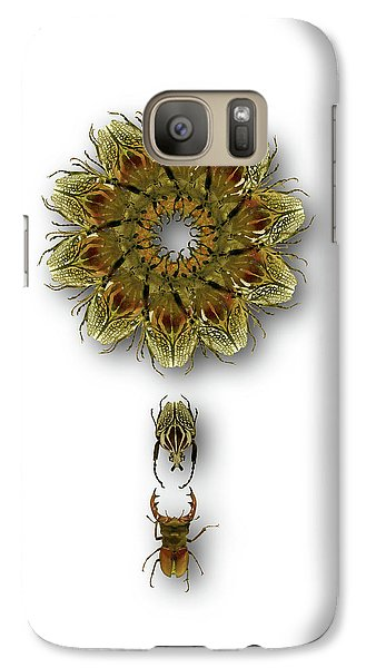 Galaxy Case featuring the photograph 4421 by Peter Holme III