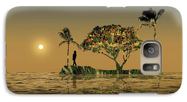 Galaxy Case featuring the photograph 4423 by Peter Holme III