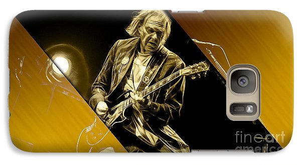 Neil Young Collection Galaxy S7 Case