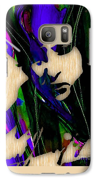 Bob Dylan Collection Galaxy S7 Case