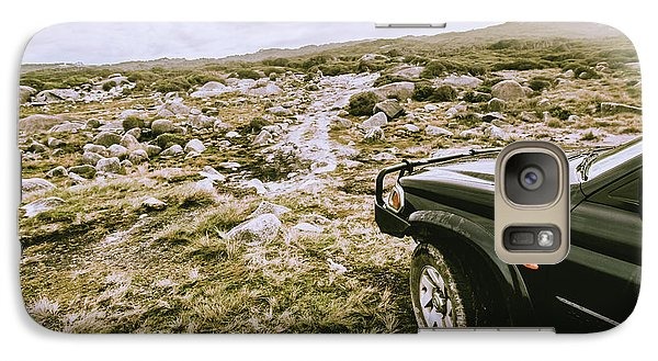 Truck Galaxy S7 Case - 4wd On Offroad Track by Jorgo Photography - Wall Art Gallery