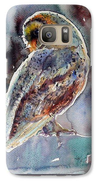Barn Owl Galaxy S7 Case