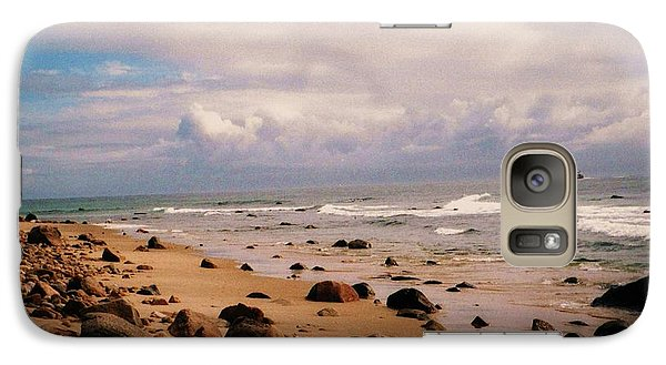 Galaxy Case featuring the photograph Block Island by John Scates