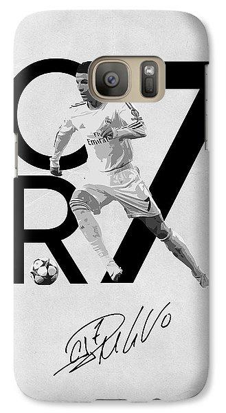 Cristiano Ronaldo Galaxy S7 Case