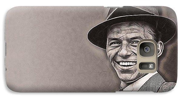 Frank Sinatra Collection Galaxy S7 Case