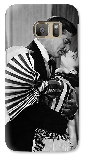 Gone With The Wind, 1939 Galaxy S7 Case