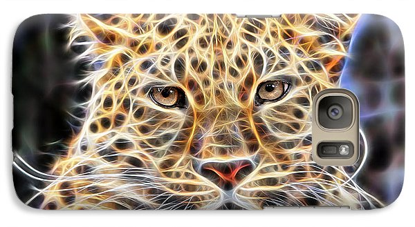 Leopard Collection Galaxy S7 Case