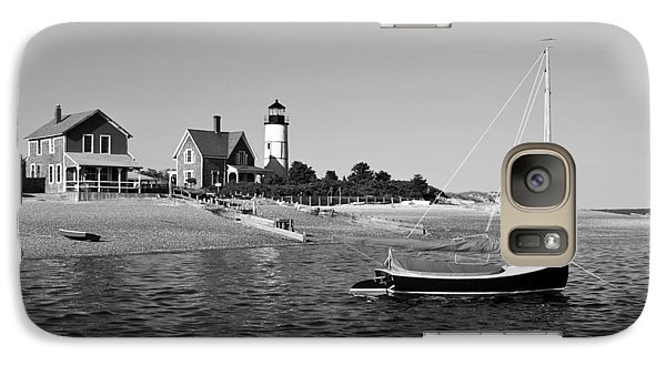 Galaxy Case featuring the photograph Sandy Neck Lighthouse by Charles Harden