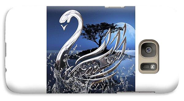 Swan Art. Galaxy S7 Case