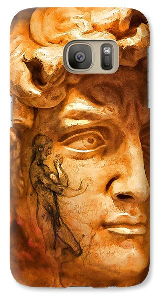 Galaxy Case featuring the photograph Venice Untitled by Brian Davis