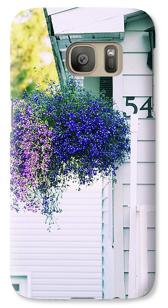 Galaxy Case featuring the photograph 5465 -v by Aimelle