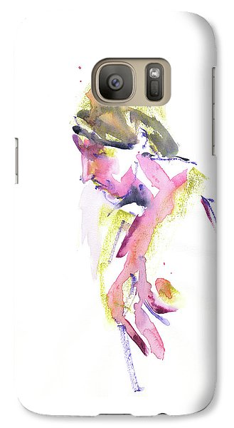 Galaxy Case featuring the mixed media Rcnpaintings.com by Chris N Rohrbach