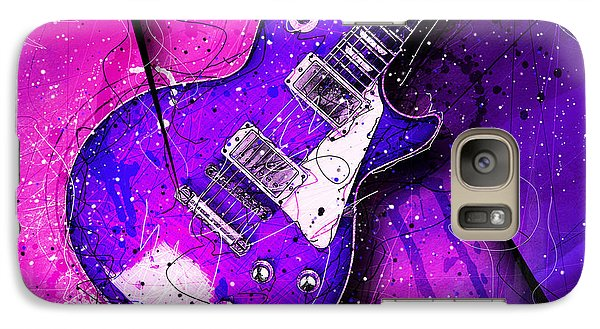 59 In Blue Galaxy S7 Case by Gary Bodnar