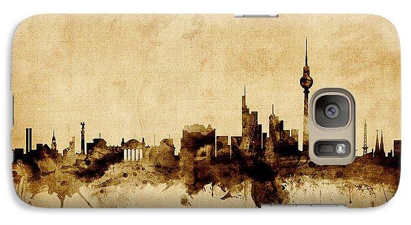 Berlin Germany Skyline Galaxy S7 Case