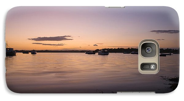 Galaxy Case featuring the photograph Irish Dawn by Ian Middleton