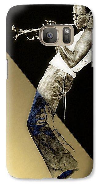Miles Davis Collection Galaxy S7 Case
