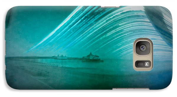 6 Month Exposure Of Eastbourne Pier Galaxy S7 Case