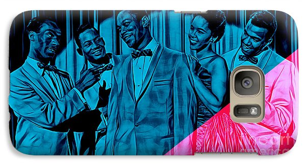 The Platters Collection Galaxy S7 Case