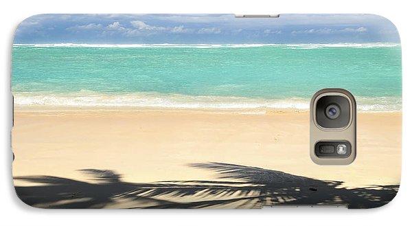 Beach Galaxy S7 Case - Tropical Beach by Elena Elisseeva