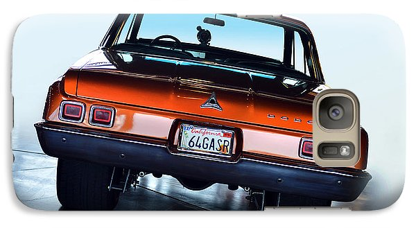Galaxy Case featuring the photograph 64 Gasser by Bill Dutting