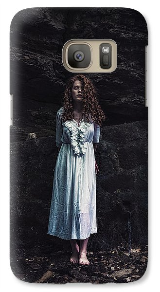 Galaxy Case featuring the photograph Aretusa by Traven Milovich