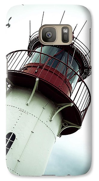 Lighthouse Galaxy Case by Joana Kruse