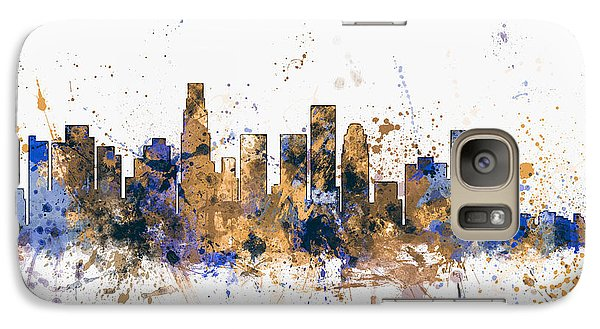 Los Angeles California Skyline Galaxy S7 Case