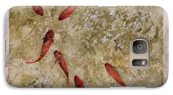7 Pesci Rossi E Oro Galaxy S7 Case