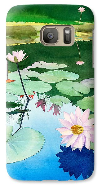 Galaxy Case featuring the photograph Test by Test