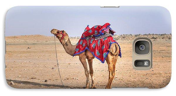 Desert Galaxy S7 Case - Thar Desert - India by Joana Kruse