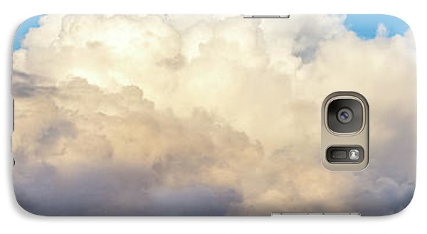 Galaxy Case featuring the photograph Clouds by Les Cunliffe