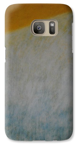 Galaxy Case featuring the painting Calm Mind by Kyung Hee Hogg