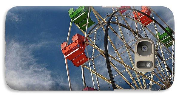 Ferris Wheel Galaxy S7 Case