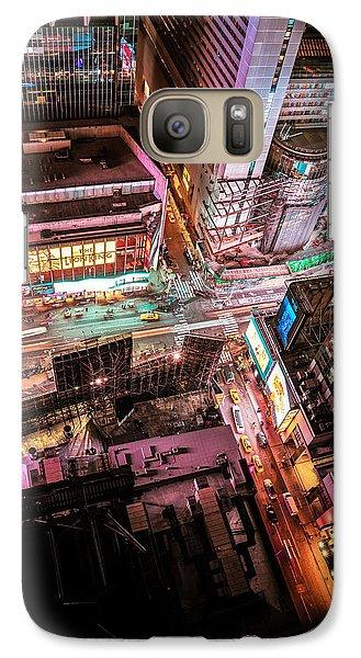 New York City Galaxy S7 Case by Vivienne Gucwa