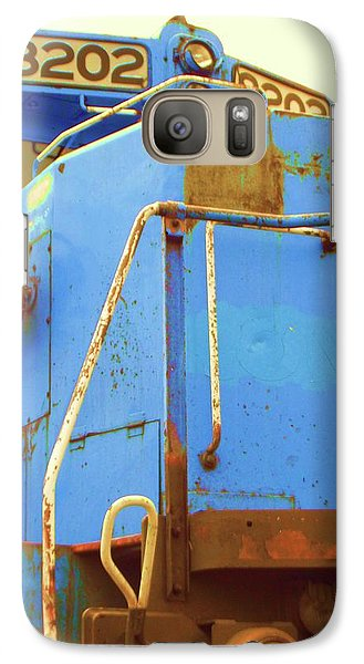 Galaxy Case featuring the photograph 8202 by Susan Carella