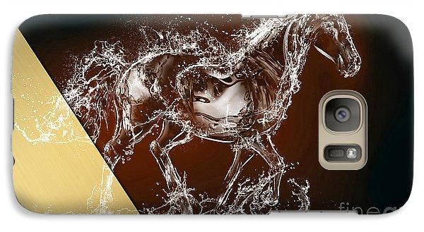 Horse Collection Galaxy S7 Case