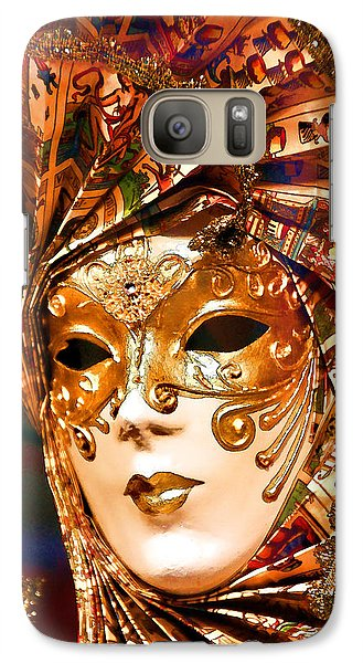 Galaxy Case featuring the photograph Venice - Untitled by Brian Davis