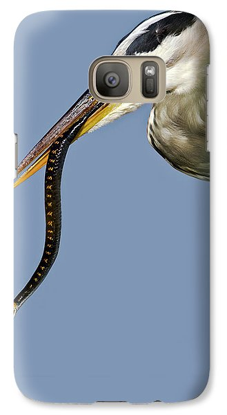 A Bad Snake Day Galaxy S7 Case