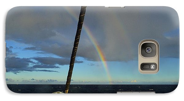 Galaxy Case featuring the photograph A Beautiful Day by James McAdams