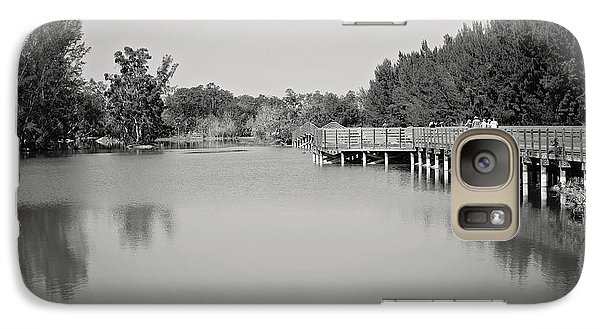 Galaxy Case featuring the photograph A Beautiful Day by Kim Hojnacki