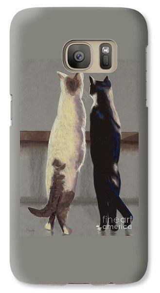 A Bird Galaxy S7 Case